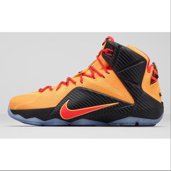 a28c78d5b48f Nike LeBron James XII 12 Witness US 10.5. M 5bd09da9a31c33dbff39341e
